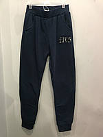 Теплые спортивные штаны для мальчика 164 см
