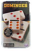 Настільна гра Доміно Залізна Коробка Spin Master різнобарвне SM98405/6033156
