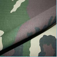 Ткань Рип-стоп камуфляжная нато 74812 150СМ ПЛ 220 г/м2
