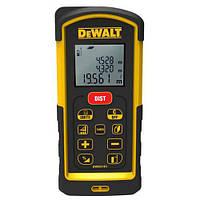 Дальномер лазерный DeWALT, до 100м, класс лазера 2, класс защиты IP65, кол-во лучей 1, рассчеты, пам, шт
