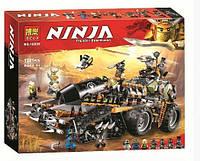 Конструктор Bela 10939 Ninja Стремительный странник (Аналог LEGO Ninja 70654), фото 1
