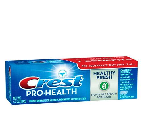 Crest PRO-HEALTH Healthy Fresh 119г зубная паста