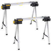 Козлы складные DeWALT (пара) выдерживают вес до 900 кг., высота 1117 мм, шт