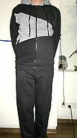 Мужской трикотажный спортивный костюм. Оптом.