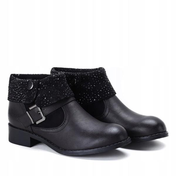 Женские ботинки Ballengee