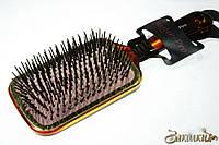 Массажная расческадля волос Master-Pro 650N с нейлоновыми зубчиками