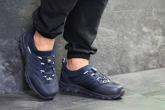 Мужские кроссовки темно синие разных размеров Merrell, фото 2
