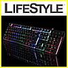Игровая клавиатура с подсветкой Land Slides KR 6300