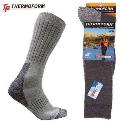 Гольфы термо, Thermoform 19. Размеры 35/38, 39/42 и 43/46. Цвет черный.