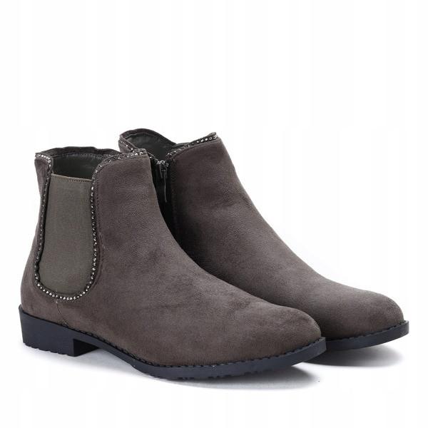 Женские ботинки Burgdorf