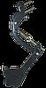 Сошник туковый в сборе с кронштейном и комкоотводом  509.046.2090-01  (левый)
