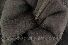 Джинси жіночі утеплені флісовою підкладкою Джеггінси зимові Ластівка, фото 2