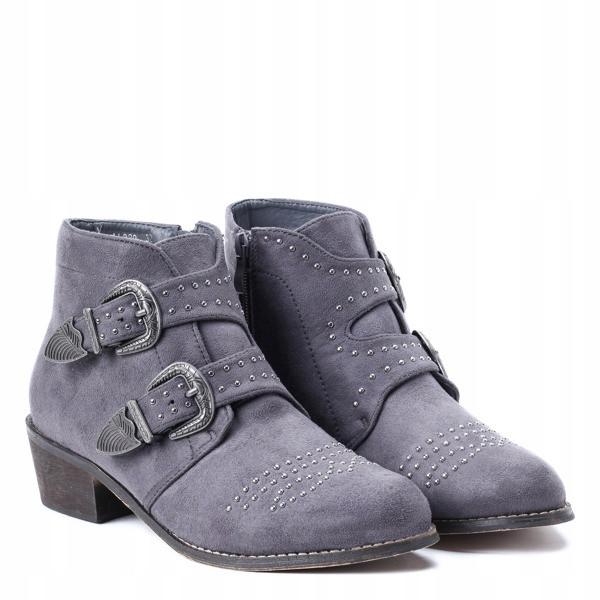 Женские ботинки Wroten