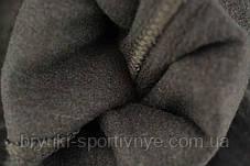 Джинсы женские утеплённые флисовой подкладкой - стрейч Джеггинсы зимние, фото 2