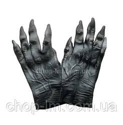Перчатки лешего (монстра)
