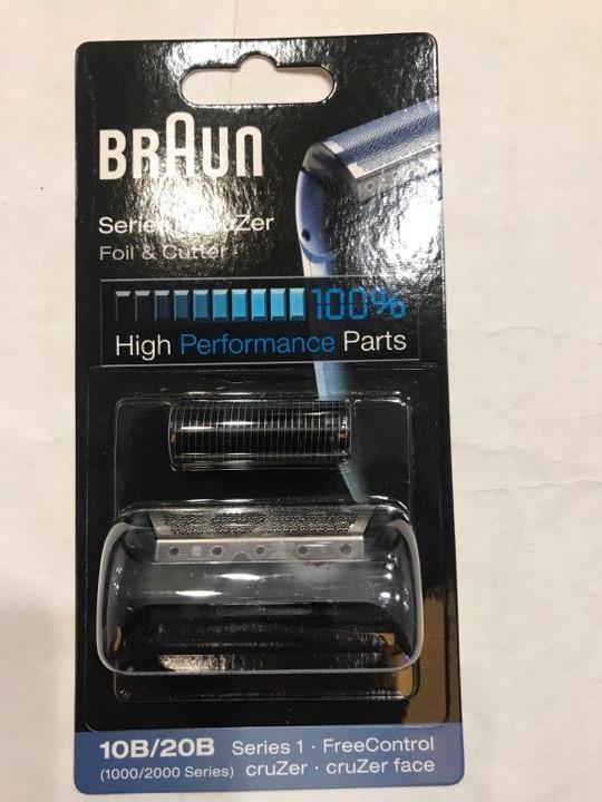 Бритвенная кассета BRAUN 10B