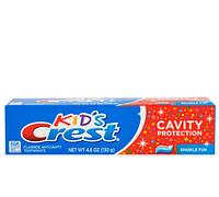 Crest Kids CavityProtection 130г зубная паста для детей