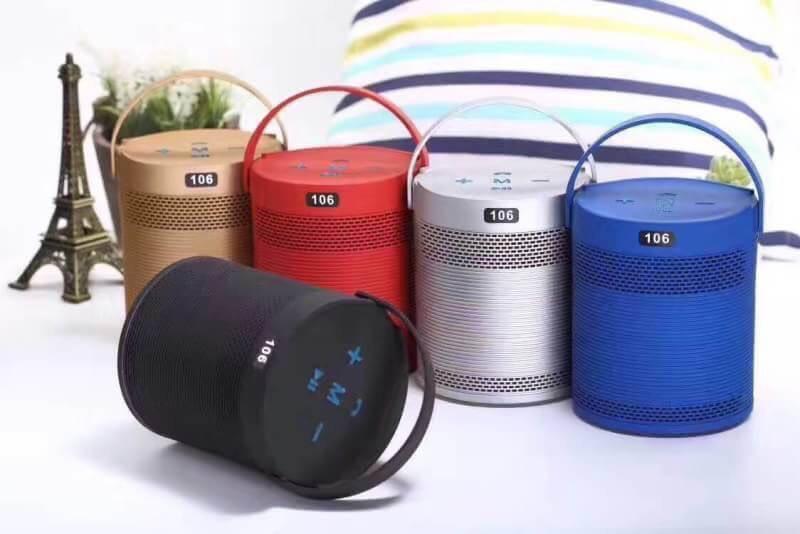 Портативная колонка mini speaker 106