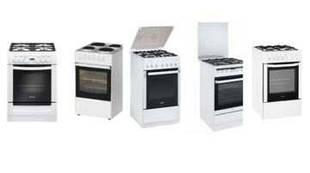 Кухонні плити побутові