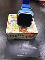 Детские умные часы телефон с GPS-трекером Q80 Синий, фото 1