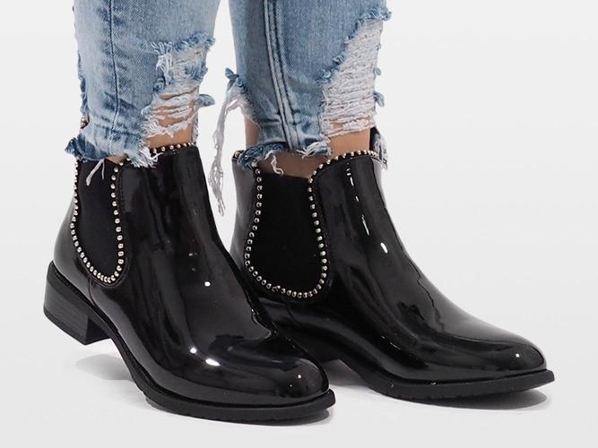 Женские ботинки Ponce