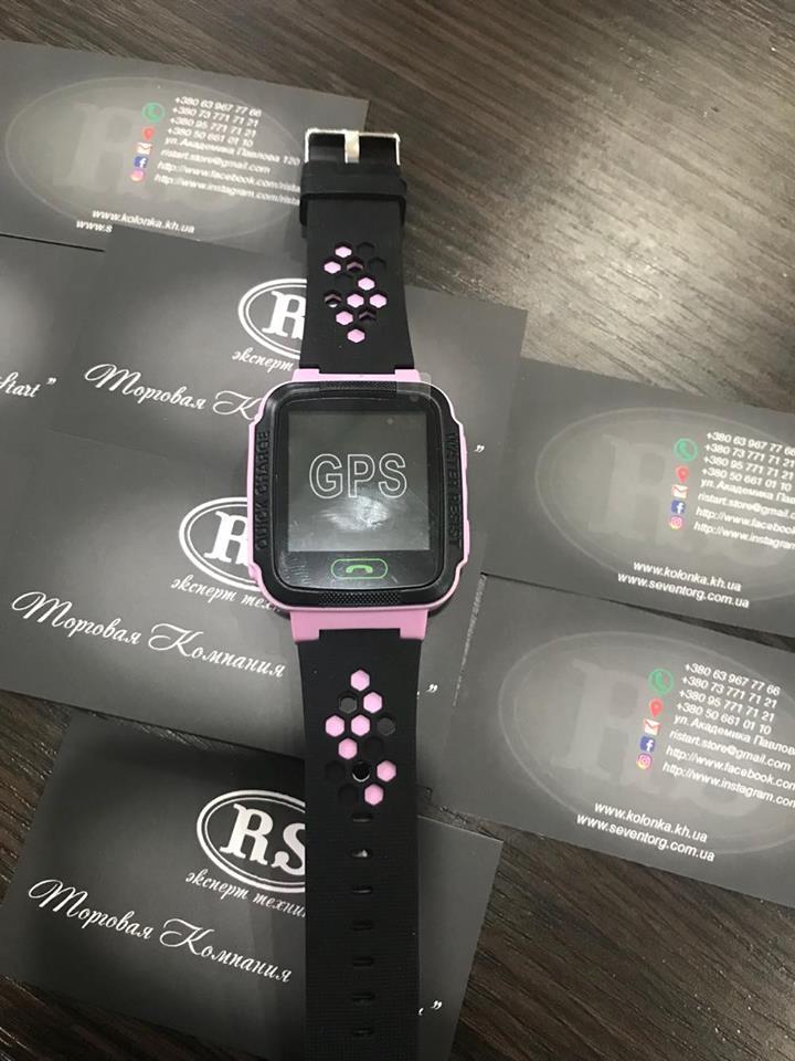 Детские умные часы Smart Watch Q528 (Y21)