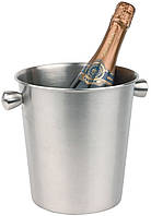 Ведро для шампанского (для охлаждения вина) APS, D- 20 см, h- 20,5 cм, APS