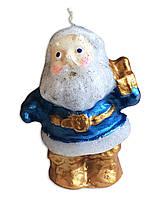 Свеча новогодняя Санта Клаус мини, 60 грамм