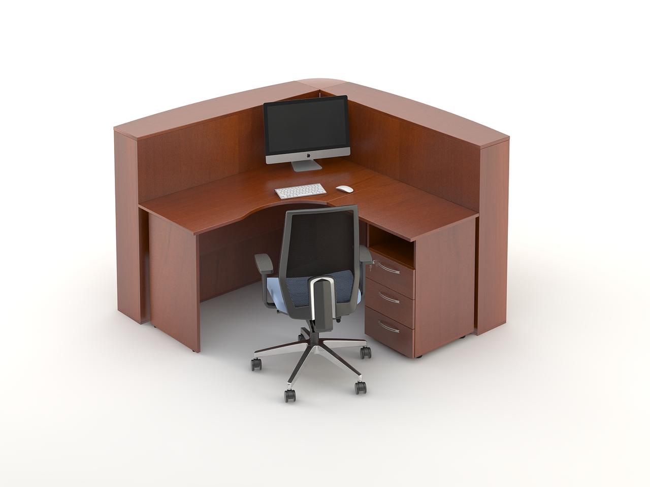 Комплект мебели для персонала серии Атрибут композиция №10 ТМ MConcept