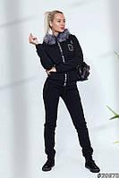 Модный молодежный спортивный костюм 39679 (42–46р) в расцветках., фото 1