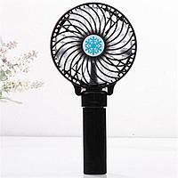 Аккумуляторный ручной вентилятор, фото 1
