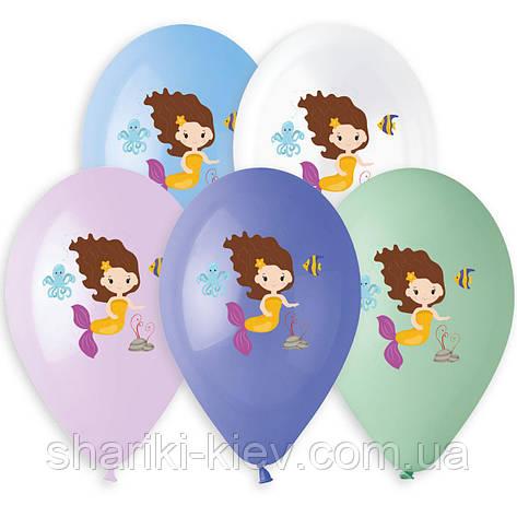 Гелиевый шар Русалка на День Рождения, фото 2
