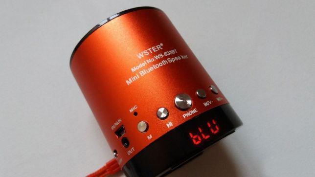 Колонка WS-633BT