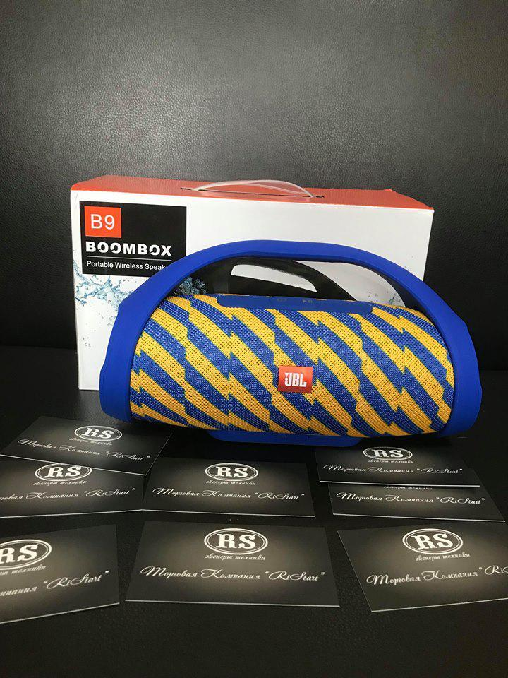 Колонка Boombox mini E10