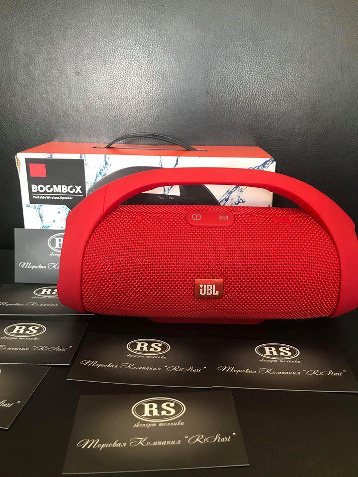 Колонка JBL Boombox Red mini
