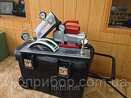 Вакуумная система для контроля герметичности сварных швов