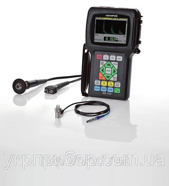 Толщиномер ультразвуковой 38DL PLUS
