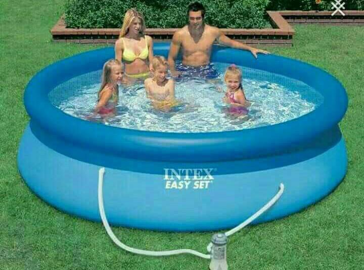 Бассейн семейный 28122 INTEX (305-76)