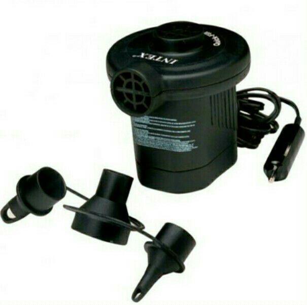 Электрический насос автомобильный Intex 66626