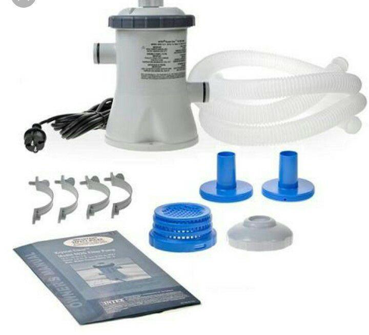Насос фильтр для бассейна Intex 28602