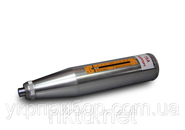 Молоток Шмидта 75А - для измерения прочности кирпичей, камней (склерометр)