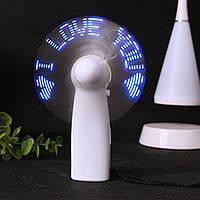 Вентилятор ручной Mini message fan, фото 1