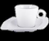 Чашка с блюдцем эспрессо 60 мл, фото 3