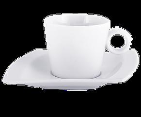 Чашка с блюдцем эспрессо 60 мл, фото 2
