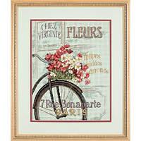 Набор для вышивки крестом Dimensions 35195 «Парижский велосипед»