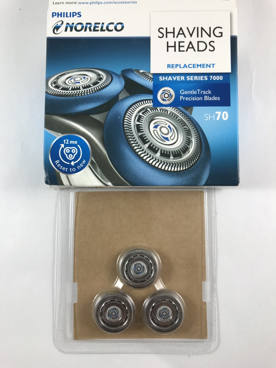 Бритвенные головки Philips SH70/52