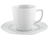 Чашка с блюдцем каппучино 200 мл, фото 3