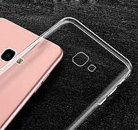Ультратонкий 0,3 мм чехол для Samsung Galaxy J4 Plus 2018 прозрачный
