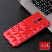 Силиконовый чехол Rhombus Diamond Case для Huawei Mate 10 Lite