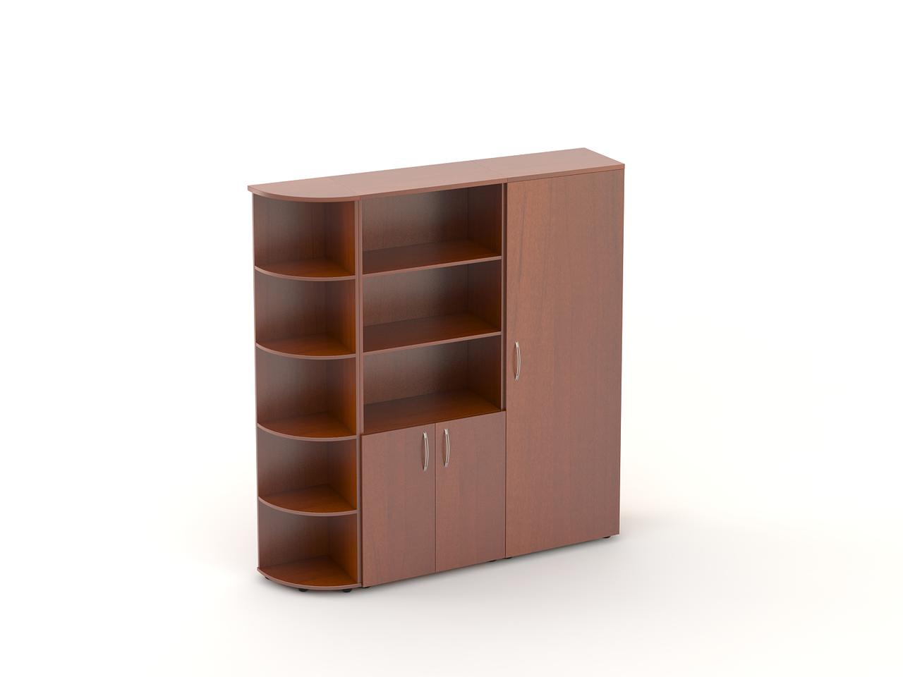 Комплект мебели для персонала серии Атрибут композиция №15 ТМ MConcept